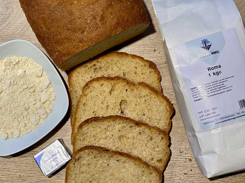 Broodmixen - Maalderij Vangansewinkel
